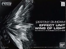 1/144 RG Destiny Gundam Wings of Light Effect Parts