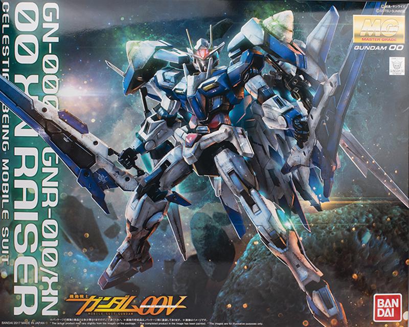 1/100 MG GN-0000+GNR-010/XN 00 XN Raiser