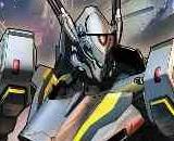 1/72 VF-25S Messiah Valkyrie Ozma Custom