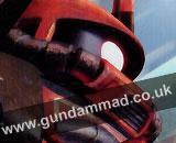 1/100 MG MS-06R-2 Zaku 2 Johnny Ridden Custom Ver2