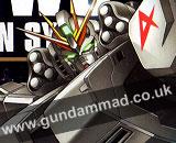 1/144 HGUC Nu Gundam Heavy Weapon System