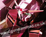 1/144 HG Seravee & Seraphim Gundam Trans-Am Mode