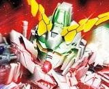 BB Unicorn Gundam