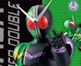 1/8 MG Figurerise Kamen Rider W Cyclone Joker