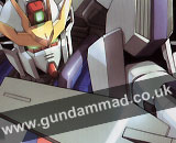 1/144 HGAW GX-9900-DV Gundam X Divider