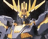 1/144 HGUC RX-0 Unicorn Destroy Gundam 02 Banshee