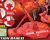 Action Base 1 Char Aznable Custom