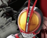 MG Figure-rise 6 Masked Rider Faiz (Kamen Rider Faiz)