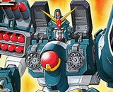 1/144 Gundam Leopard