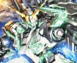 1/144 HGUC Full Armor Unicorn Gundam (Destroy Mode)