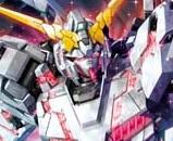 1/100 MG Unicorn OVA version