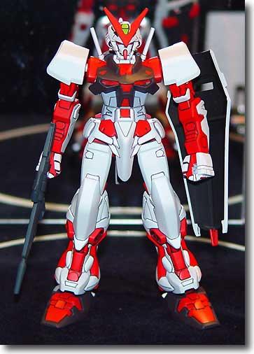 Gundam Mad Gundam Models 1 144 Gundam Astray Red Frame