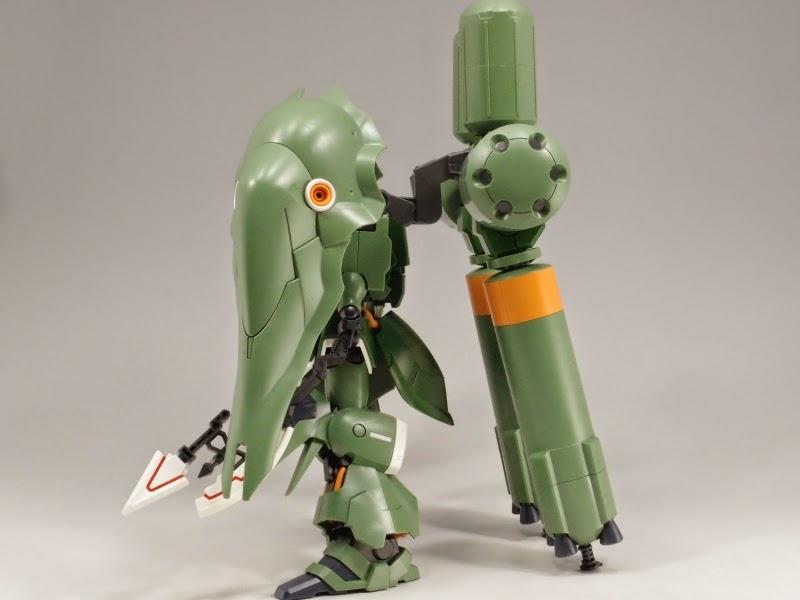 Gundam Mad :: Gundam Models :: 1/144 HGUC NZ-666 Kshatriya Repaired