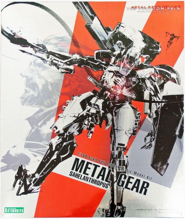 1/100 Metal Gear Solid V: The Phantom Pain - Sahelanthropus