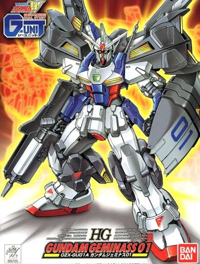 1/144 HG Gundam Geminass 01