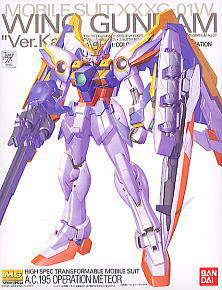 1/100 Master Grade Wing Zero Ver Ka