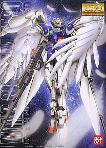 1/100 MG Wing Zero Custom EW version