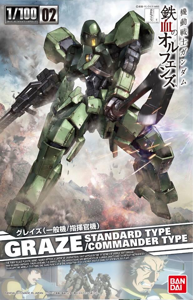 1/100 Graze (Normal Type/Commander Type)