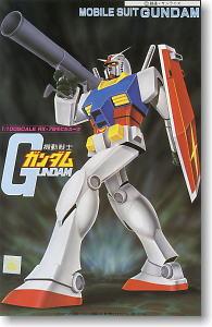 1/100 RX-78-2 Original 1980 Kit