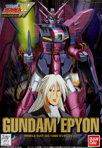 1/144 Gundam Epyon (with figure)