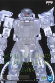 Moblie Suit Gundam, Internal Structure MS-06F Zaku II (Ver.B)
