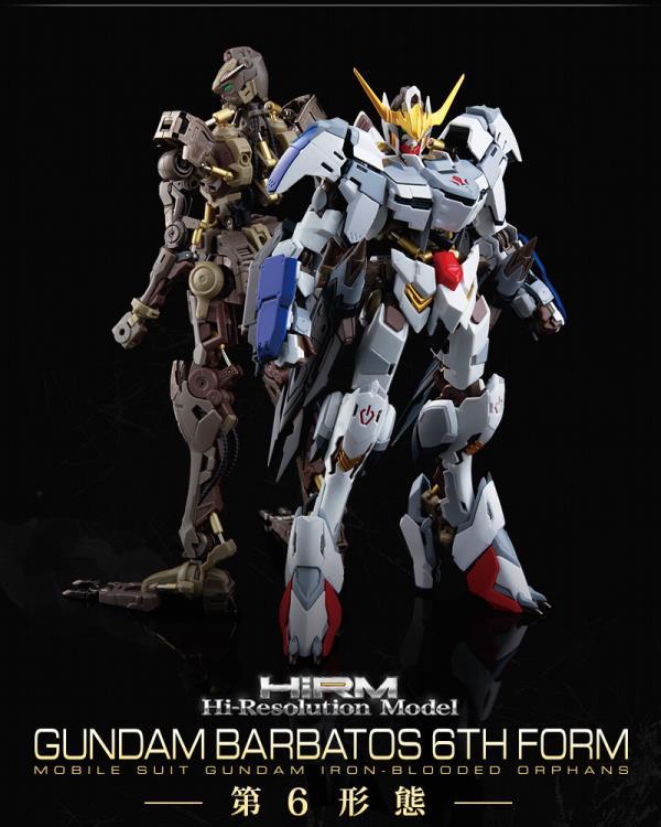 1/100 High-Resolution Model Gundam Barbatos 6th Form