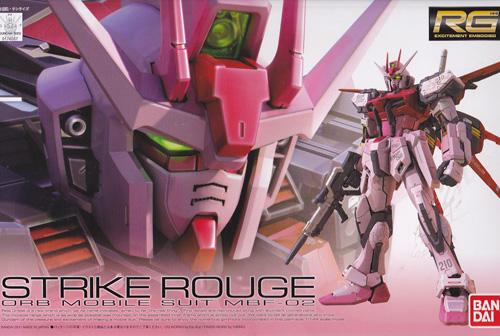 1/144 RG Strike Rouge