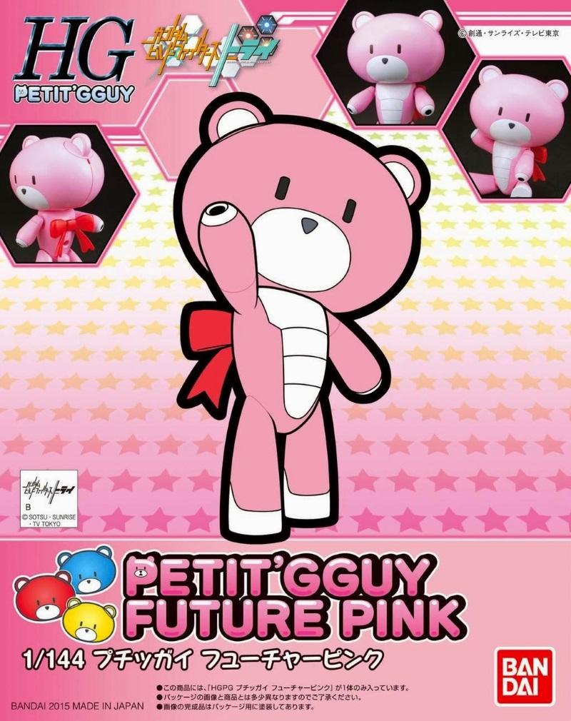 1/144 Petit'gguy Future Pink