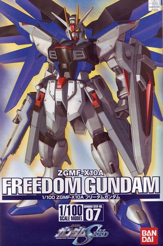 1/100 Freedom Gundam