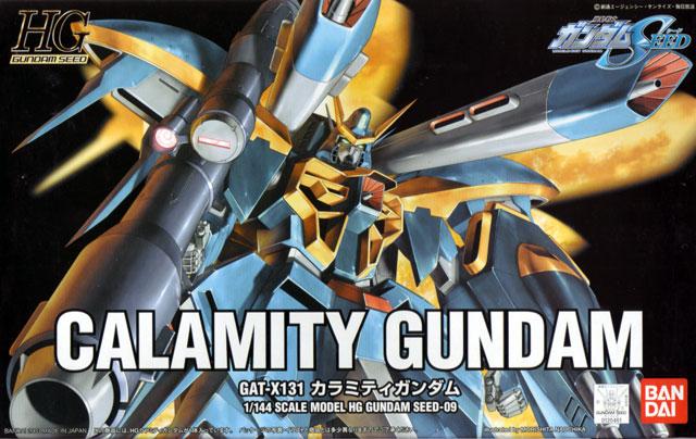 1/144 HG Calamity Gundam