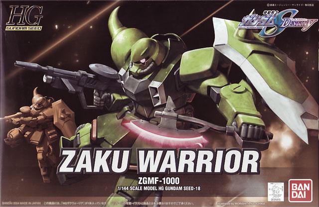 1/144 HG Zaku Warrior