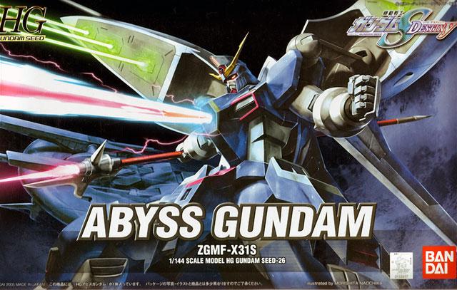 1/144 HG Abyss Gundam