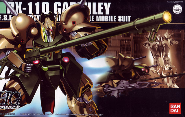 1/144 HG RX-110 Gabthley