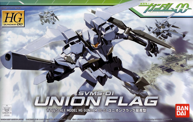1/144 HG SVMS-01 Union Flag
