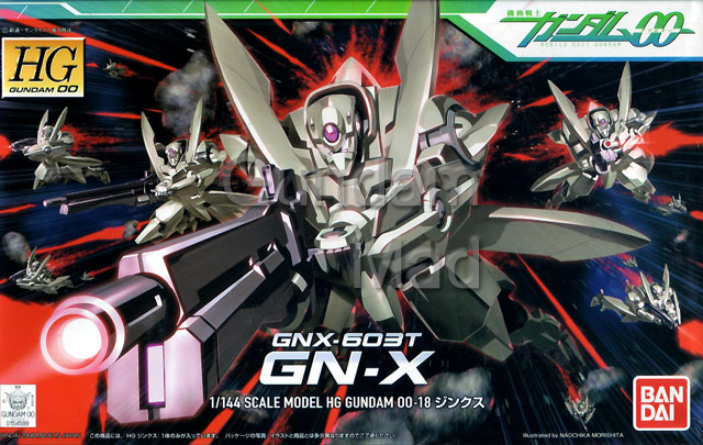 1/144 HG GNX-603T GN-X