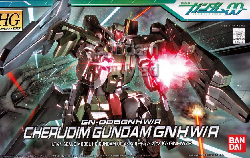 1/144 HG Cherudim Gundam GNHW/R