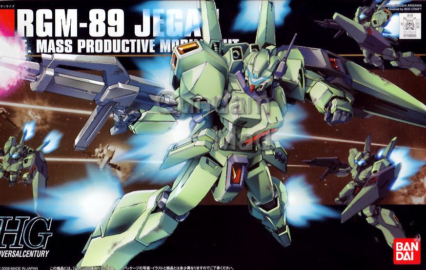 1/144 HGUC RGM-89 Jegan