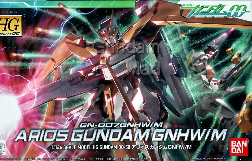 1/144 HG Arios Gundam GNHW/M