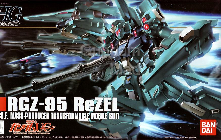 1/144 HGUC RGZ-95 ReZEL