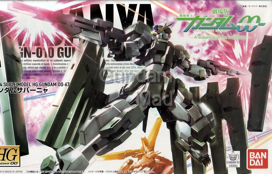 1/144 HG Gundam Zabanya