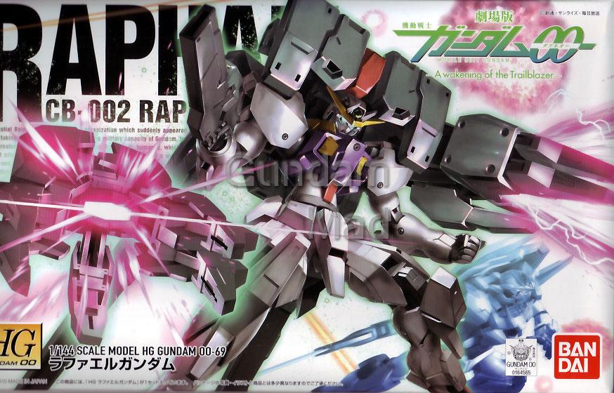 1/144 HG CB-002 Raphael Gundam