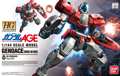 1/144 High Grade RGE-B790 Genoace