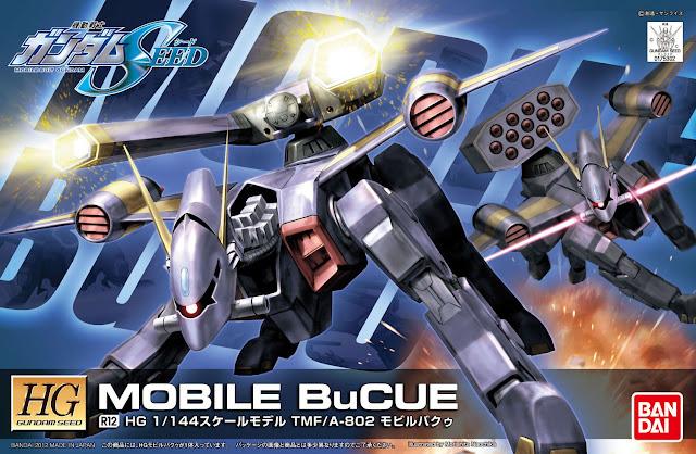 1/144 HG Mobil Bucue (Remaster)