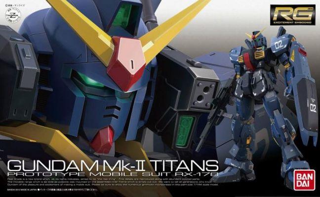 1/144 RG RX-178 Gundam Mk-II Titans