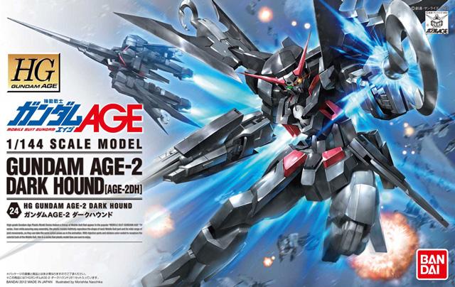 1/144 HG AGE-2 Dark Hound