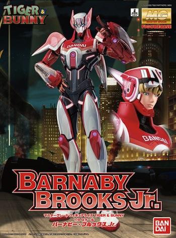 1/8 MG Figurerise Barnaby Brooks Jr.