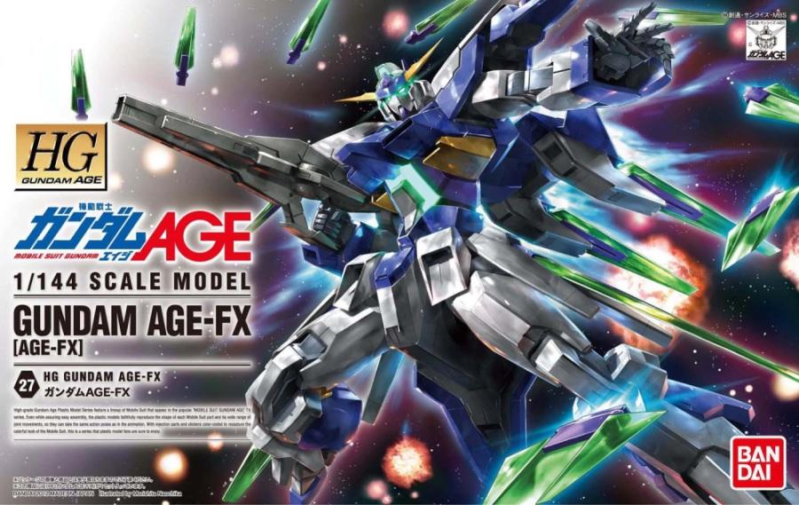 1/144 HG Gundam AGE-FX
