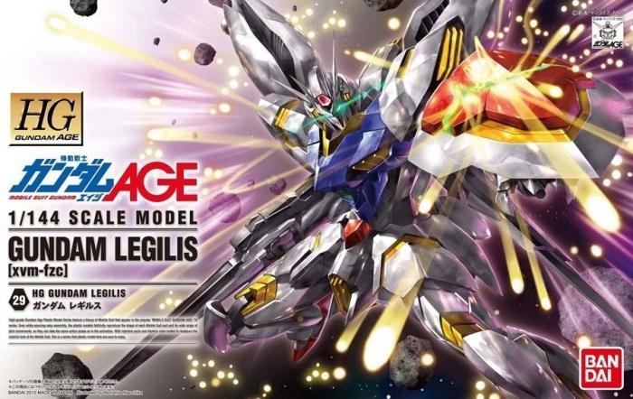 1/144 HG Gundam Legilis