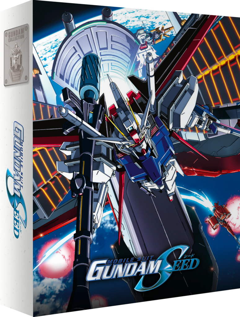 Mobile Suit Gundam Seed: Part 1 Collector's Edition