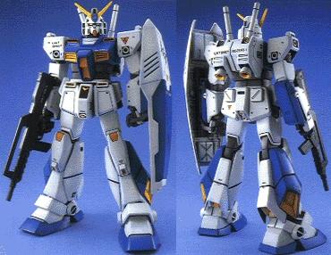 1/100 MG Gundam RX-78 NT-1
